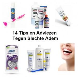 slechte adem tips