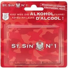 st sin alcohol adem