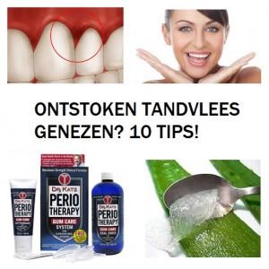 ontstoken tandvlees genezen